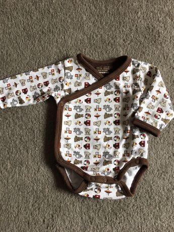 Body kopertowe niemowlęce H&M