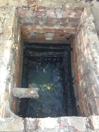 Чистка-строительсво сливных выгребных ям и канализацонных коммуникаций