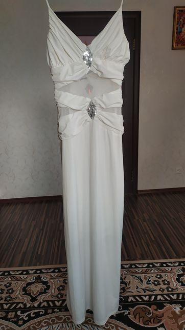 Платье свадебное, выпускной