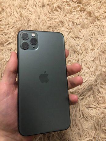Iphone 11 pro max 256 gb green