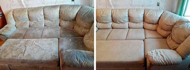 Химчистка мебели, чистка ковров, матрасов, Уборка квартир