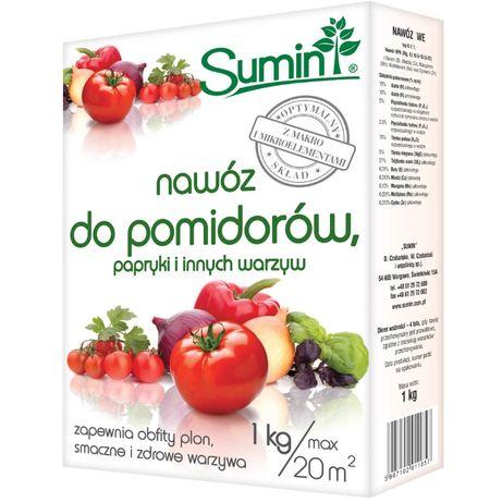 Nawóz do pomidorów, papryki i innych warzyw 1 kg