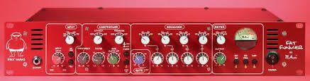 TL Audio Fat Man Fat Funker | Preamp/compressor Valvulas