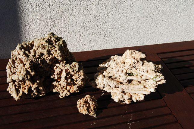 Kamienie  skały do akwarium (SPAGHETTI)