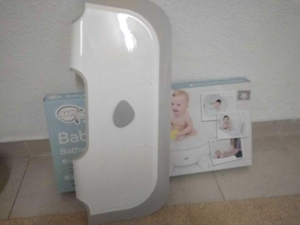 Redutor de banheira BabyDam 0+ meses