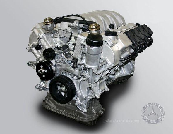 Двигун мотор Mercedes M113 5.0 v8 w220 w211 w163 w164