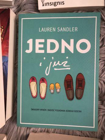 Jedno i już Lauren Sandler