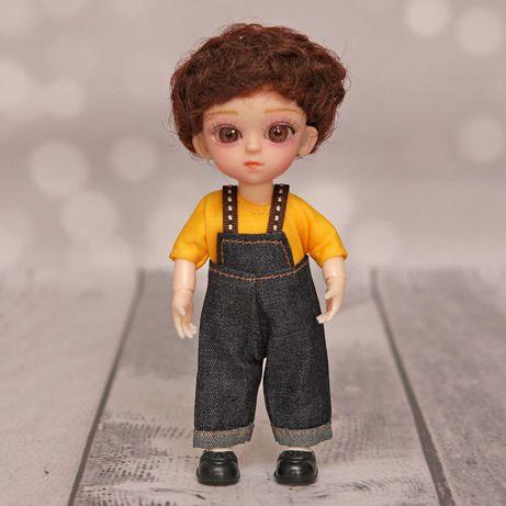 Laleczka lalka bjd 1/8 16cm ruchome stawy chłopczyk