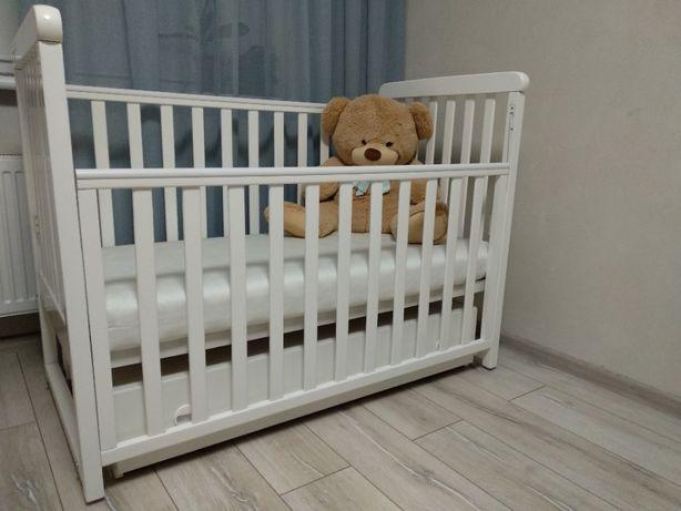 Детская кроватка VERES в очень хорошем состоянии