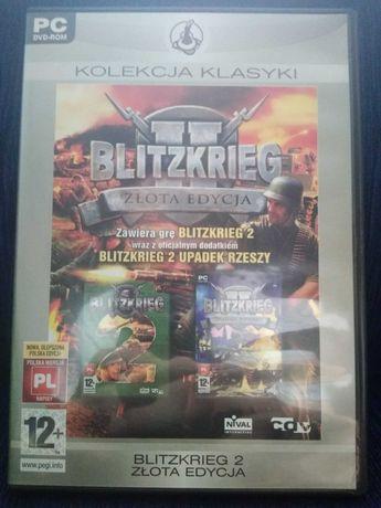 Blitzkrieg 2 Złota Edycja. Gra PC