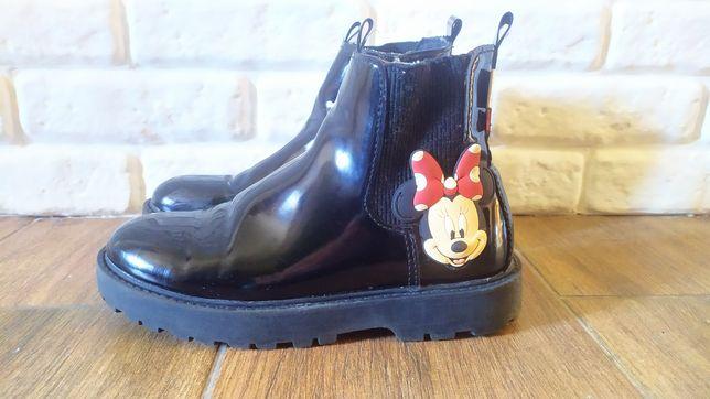 Ботинки Зара Zara 35 на 34