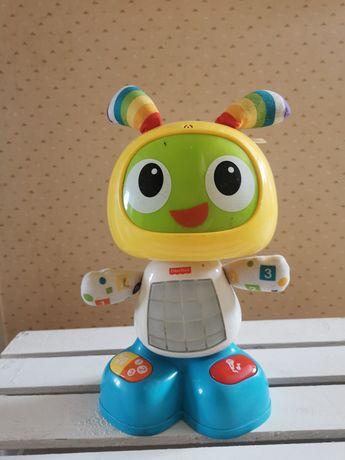 Le cojut du robot bebo Fisher