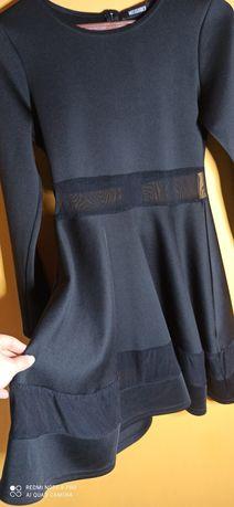 Sukienka czarna, dla dziewczyny  Missguided