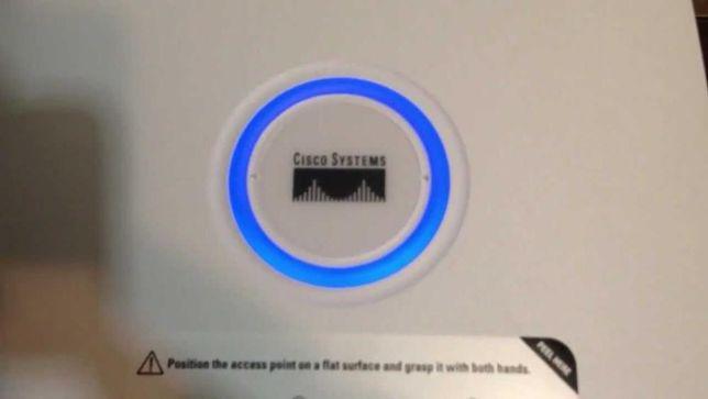 Access Point CISCO Dual Band 2.4 + 5Ghz POE Direccional