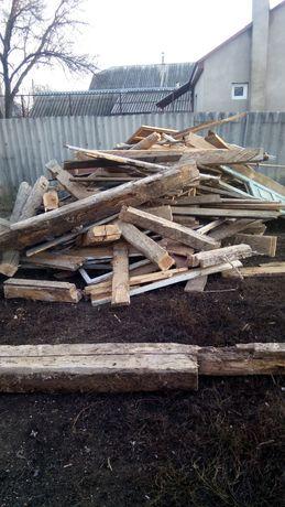Продам дрова с разборки