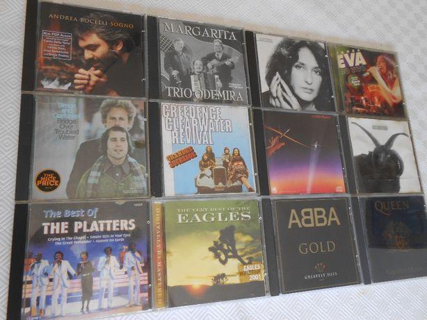 CD`S de música
