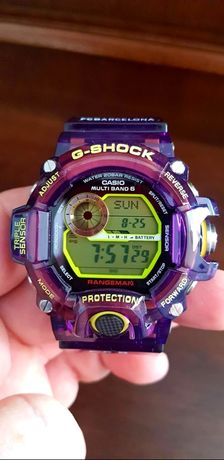 Casio G-Shock GW 9400 FC BARCELONA