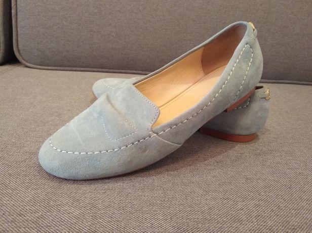 Туфли балетки лофеты Tommy Hilfiger оригинал кожа 37 размер
