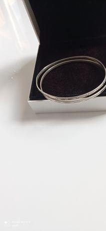 Warmet bransoletka srebrna rytosztuka