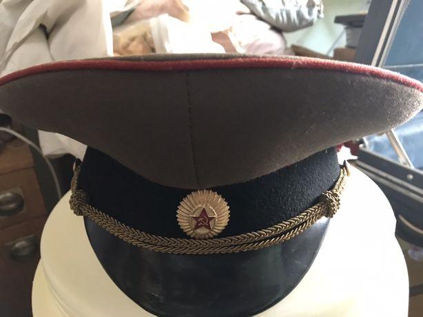 Фуражка офицерская СССР