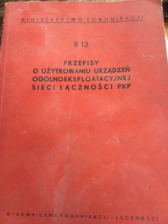 Przepisy PKP kolekcja