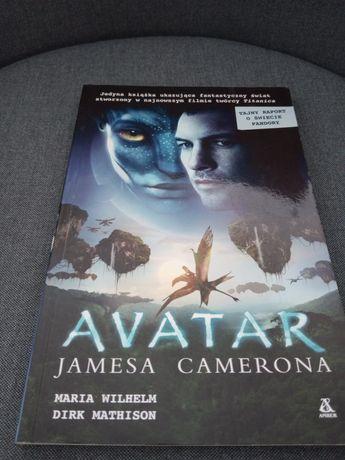 Avatar Jamesa Camerona - Maria Wilhelm, Dirk Mathison (Książka)