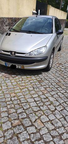 Peugeot 206 1.4 hdi van
