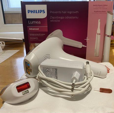 Фотоэпилятор Philips Lumea Advanced