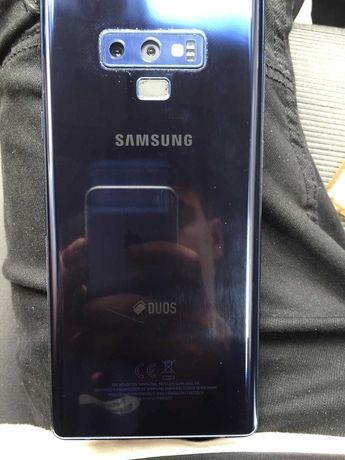 Samsung note 9- vendo