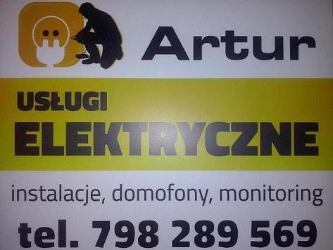 ELEKTRYK.Usługi Elektryczne Artur