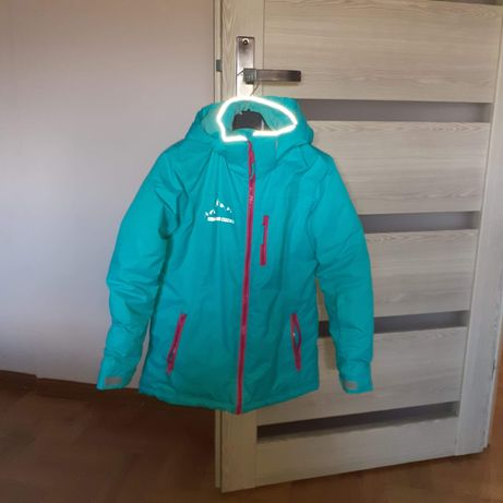 Kurtka zimowa narciarska 146-152