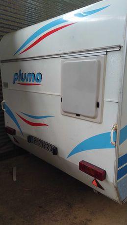 Caravana-Roulote Pluma 380