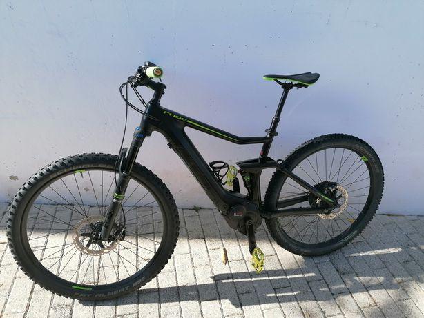 E-bike Bicicleta elétrica Cube Hybrid 29 L
