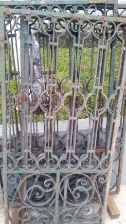 """Portão em Ferro Forjado """"Antigo"""" 3"""