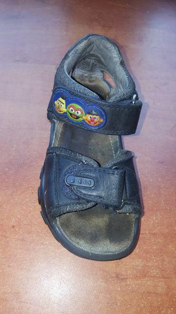 Sandały skórzane Elefanten 25