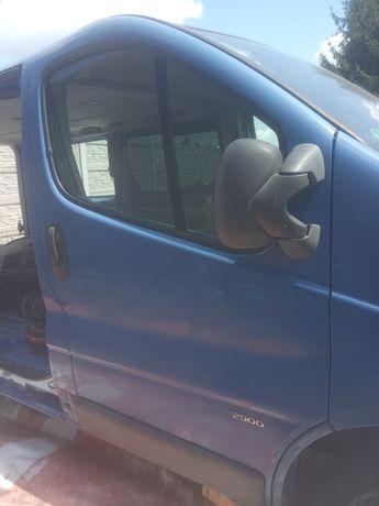 Vivaro primaster Trafic drzwi prawy przód przednie L20P bez malowania