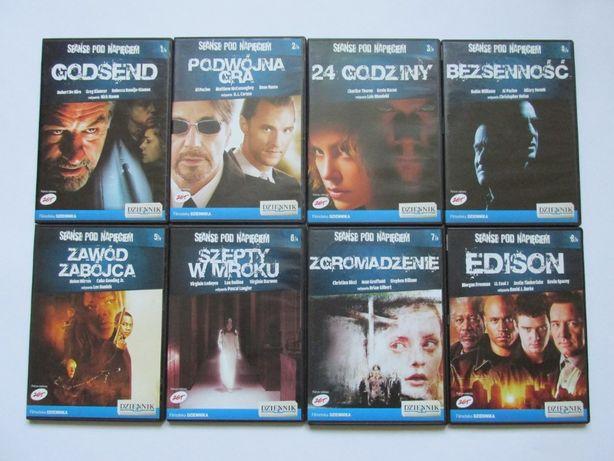 Seanse pod napięciem - DVD - kolekcja filmowa