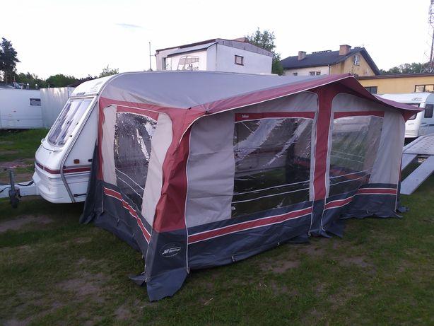 Палатка до каравану