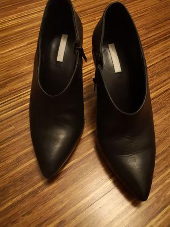 Buty czółenka skóra H&M 39 okazja