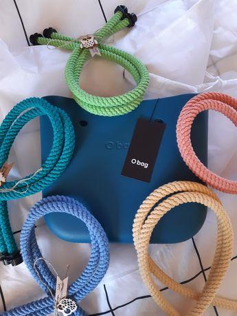 Nowy zestaw O bag mini ottanio + liny