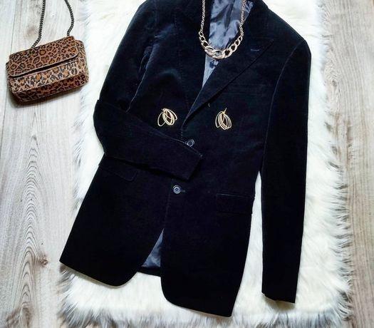 Премиальный удлиненный вельветовый унисекс пиджак Arrow