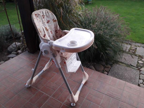 Fotelik, krzesełko do karmienia EcoToys