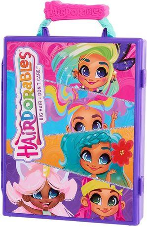 Чемодан , кейс для хранения куколок Hairdorables . Storage Case