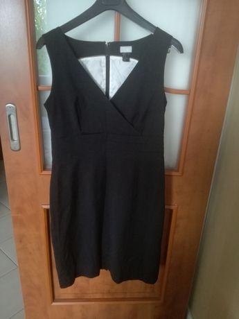 Sukienka mala czarna H&M,rozmiar 42