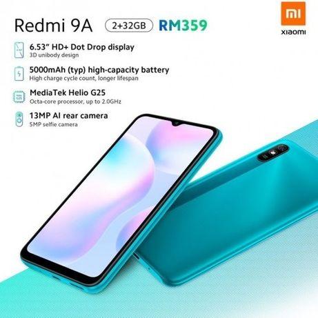 Xiaomi Readmi 9 A