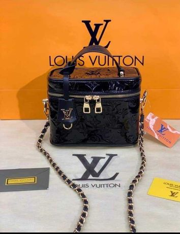 Torebka kuferek Louis Vuitton