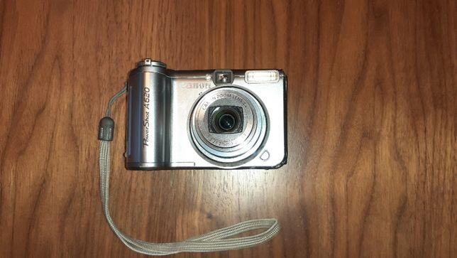 Maquina Fotografica Canon Power Shot A620