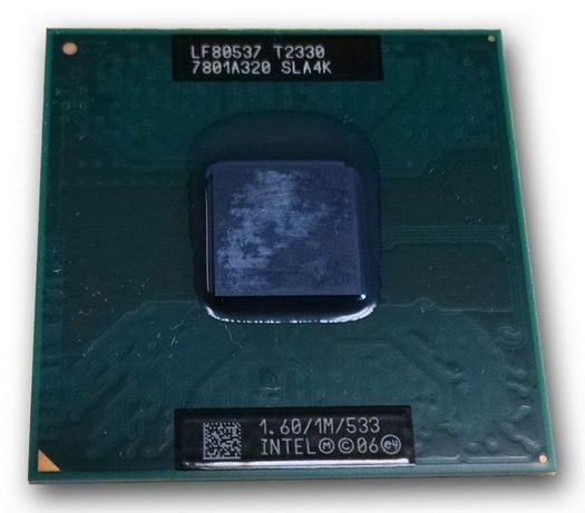 Процессор Intel T2330