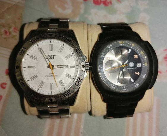 Vendo Relógios CAT e Timberland