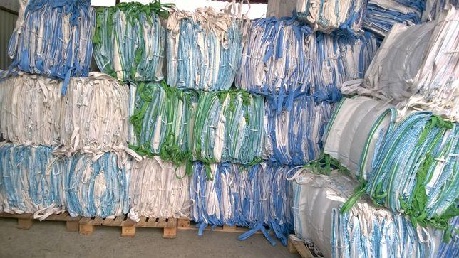 Hurtownia Worków Big Bag 90x90x165 cm ! Wytrzymały materiał
